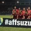 Starting Eleven Timnas Indonesia - (Foto/PJ:Fajar)